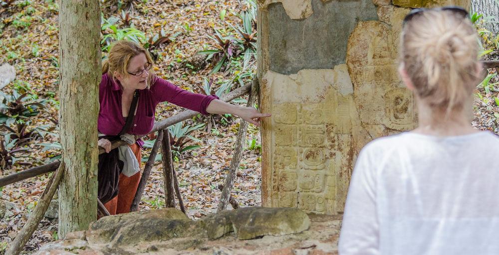 Teacher Trip Guatemala 2016 - Tikal