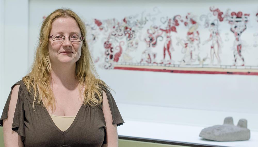 Maya Expert Dr Diane Davies