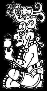 Maya God Itsamnaaj