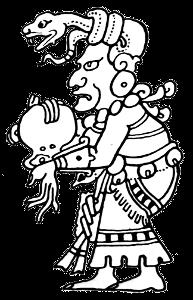 Maya Goddess Ix Chel