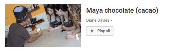 Maya Chocolate (cacao)