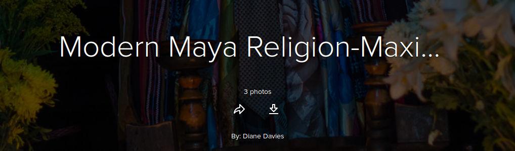 Maya-Religion