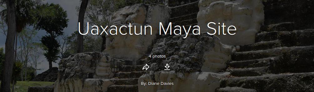 Uaxactun-maya-site