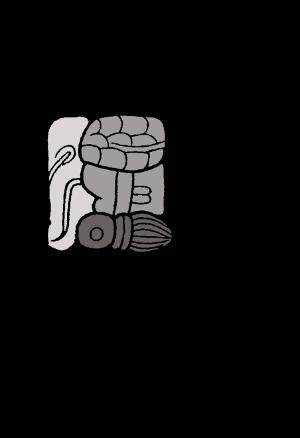 Maya-script-pronouns-yo